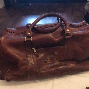 G.H bass & co luggage bag